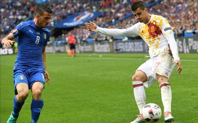 Morata no ve claro su regreso al Madrid