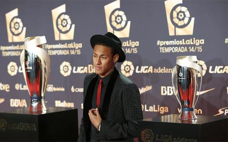Neymar fue