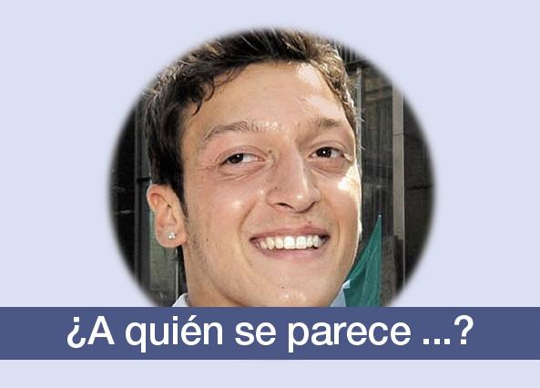 Ozil, jugador del Real Madrid