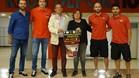 La Supercopa de Espa�a de hockey fue presentada en Reus
