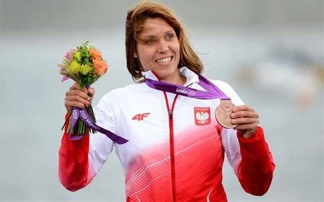 Zofia Noceti-Klepacka ha decidido donar su medalla olímpica para salvar a una niña enferma