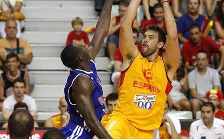 Marc Gasol es la referencia de España
