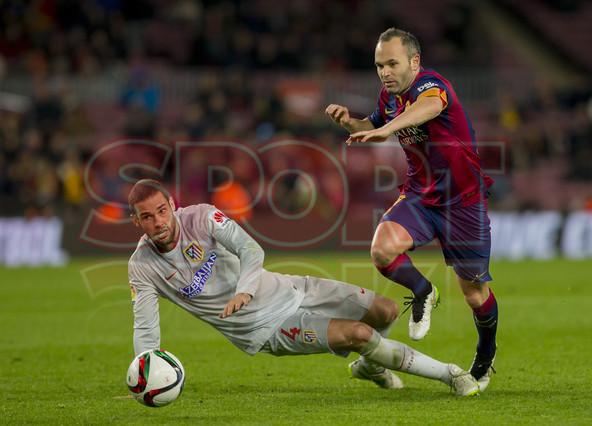 صور : مباراة برشلونة - أتليتيكو مدريد 1-0 ( 20-01-2015 )  1421883699557