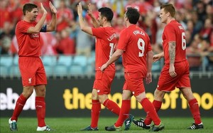 Gerrard ha abierto las puertas del fútbol australiano a Luis García