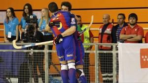 El Barça se metió en la gran final tras un duelo agónico ante el Liceo