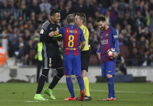 FC Barcelona 4- Valencia CF 2