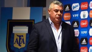 Claudio Tapia, nuevo presidente de la AFA