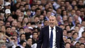 Zidane está en el punto de mira