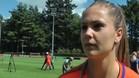 Lieke Martens reconoció el interés del Barça