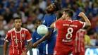 El Bayern cerró la accidentada gira con una victoria sobre el Chelsea