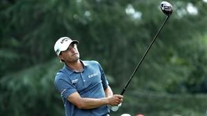 Kevon Kisner puede conquistar este domingo su primer Grande en el PGA Championship