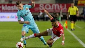 El Barcelona recibe al Murcia en partido de Copa del Rey