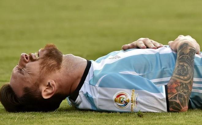 La �poca de Messi en la Selecci�n Argentina coincide con una maldici�n