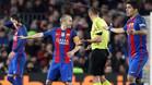 Alineación del FC Barcelona para el partido contra el Osasuna