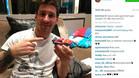 Este es el 'Ferrari' que se compr� Leo Messi