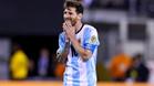 Messi anuncia su adi�s a la selecci�n