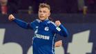 Max Meyer juega en el Schalke 04