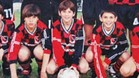 Messi ya batía récords con 10 años