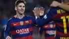�Por qu� Messi no vio el partido del Madrid?