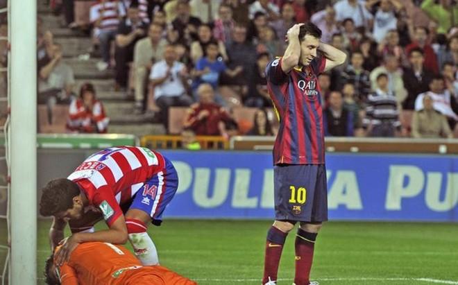 Messi sabe la dificultad de ganar en Los C�rmenes