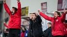 �scar debut� con victoria en la Liga austriaca al frente del Salzburgo
