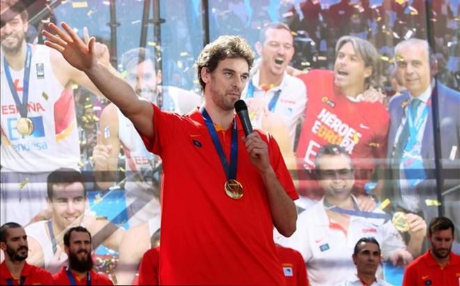 Pau Gasol no cree que la FIBA vaya a excluir a Espa�a de los Juegos
