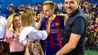El Barça tranquiliza a Rakitic
