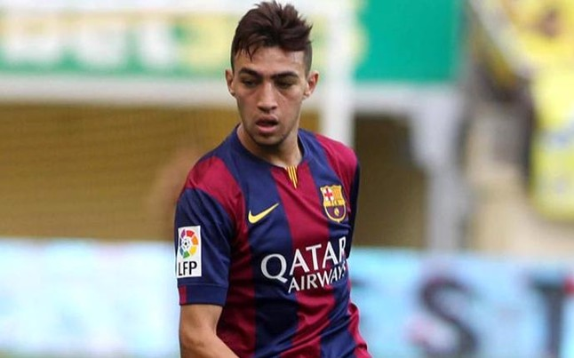 El Bar�a blindar� a Munir en 2015