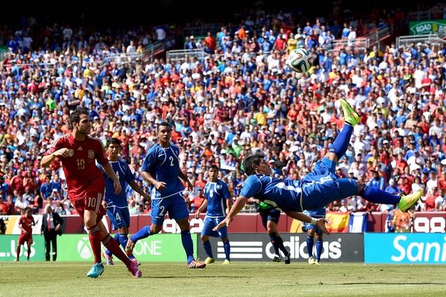 7-6-2014 - Amistoso El Salvador 0 Espana 2. 1402177214667