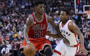 Butler fue el héroe para los Bulls