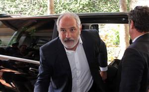 Zubizarreta habló largo y tendido de su etapa como director deportivo del Barça