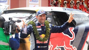 Peterhansel ya suma 13 títulos en el Rally Dakar