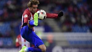 Griezmann, pieza vital del Atlético