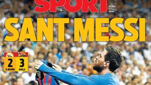 El Camp Nou rendirá homenaje a Leo Messi y su récord de 500 goles antes del Barça-Osasuna