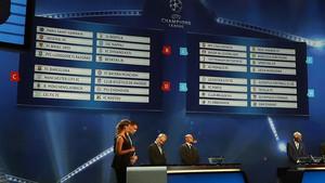 Empiezan a estar prácticamente definidos los bombos de la fase de grupos de la Champions League 2017-18