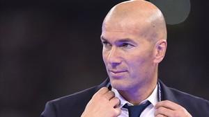 Zidane quiere reforzar el equipo con un atacante y sueña con Mbappé