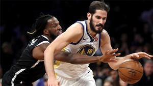 La ausencia por lesión de Kevin Durant no fue impedimento para que los Warriors de Golden State ganaran
