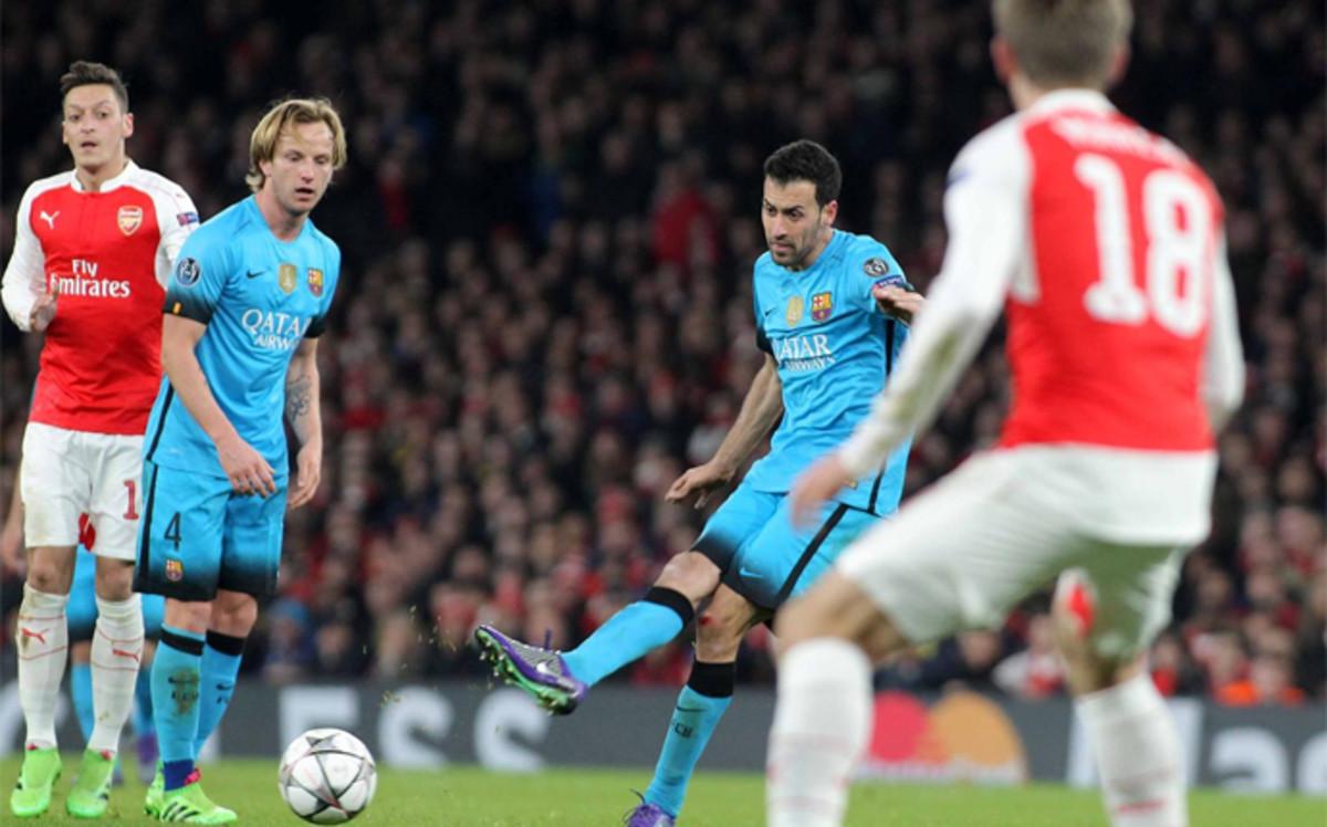 FC Barcelona - Arsenal: La clasificaci�n para cuartos vale 4 millones de euros