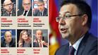 Noticia SPORT: Bartomeu crea una 'comisi�n' con sus cinco vicepresidentes y el CEO Grau