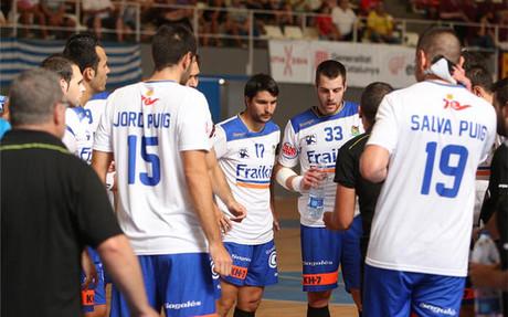 El Fraikin Granollers ya conoce su rival en la Copa EHF