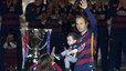 Andres Iniesta: Bar�a reacted like champions after the bad patch