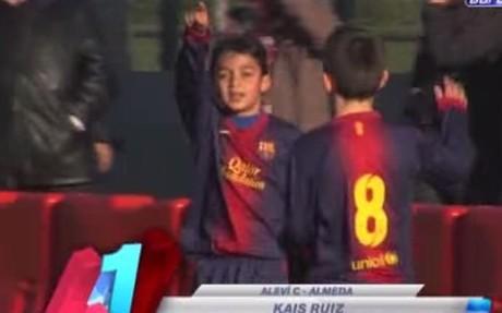 Kais Ruiz deja el Barça y apunta a Francia