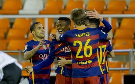 Los refuerzos del filial tendr�n premio si el Barcelona gana la Liga