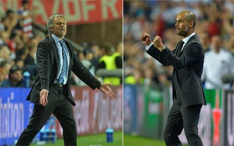 Mourinho y Guardiola pueden verse las caras en China