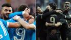N�poles y Juventus mantienen el pulso en Italia