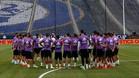 El mal tiempo pone en peligro el Madrid-Chelsea