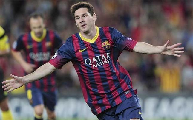 Messi sigue sin mostrar dónde está su límite | Foto: AFP