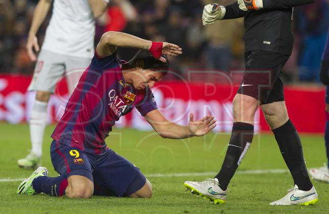 صور : مباراة برشلونة - أتليتيكو مدريد 1-0 ( 20-01-2015 )  1421883707377