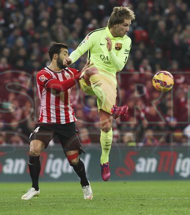 صور : مباراة أتليتيكو بلباو - برشلونة  2-5 ( 08-02-2015 ) 1423435554077
