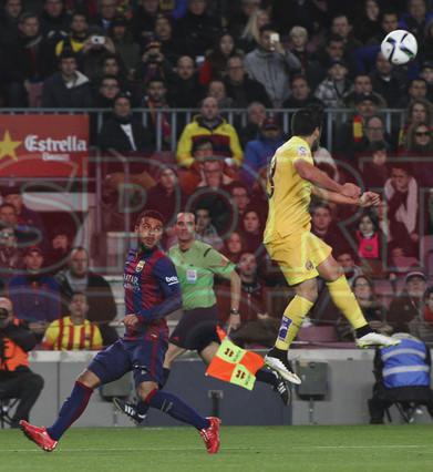 صور : مباراة برشلونة - فياريال 3-1 ( 11-02-2015 ) 1423690138977